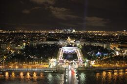 Photo of Paris Skip the Line: Eiffel Tower Tickets and Small-Group Tour Paris in the night