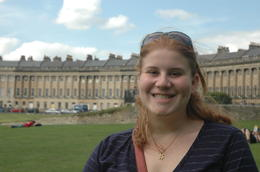 Photo of London Independent Stonehenge and Bath Afternoon Tour from London The park behind the Royal Crescent!