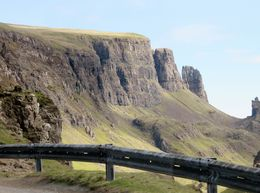 Photo opportunity on the road to Quaring , Jennifer H - September 2015
