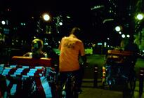 Photo of Singapore Singapore's Chinatown Trishaw Night Tour