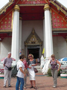 Temple of Wat Mahathat - March 2013