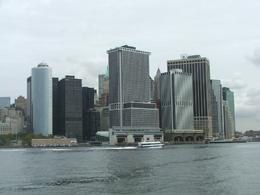 Photo of New York City New York City Guided Sightseeing Tour by Luxury Coach Water Taxi