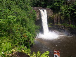 Photo of Oahu Big Island Day Trip: Volcanoes National Park from Oahu waterfall