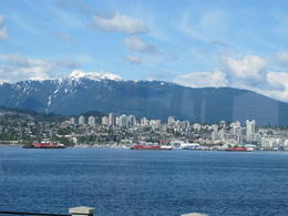 Photo of Vancouver Vancouver Trolley Hop-on Hop-off Tour A view from Stanley Park