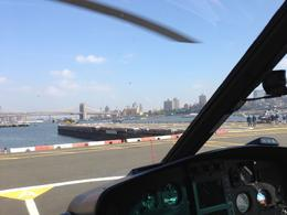 Photo of New York City Private Tour: Manhattan Helicopter Tour Abflug...
