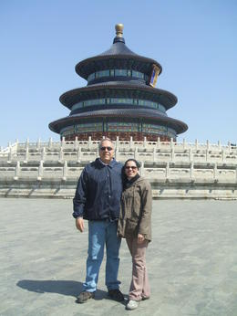 Temple of Heaven- March 2012 , Hernan A - April 2012