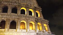 Photo of Rome Rome by Night Walking Tour Collesium Light up