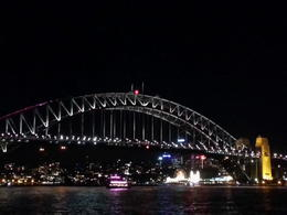 Photo of Sydney Sydney Harbour Dinner Cruise Cruising the harbour