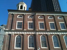 Faneuil Hall, Cradle of Libery - June 2011