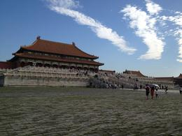 Gorgeous Forbidden City. It was in the morning, so there was no one else! , haruna1212 - August 2013