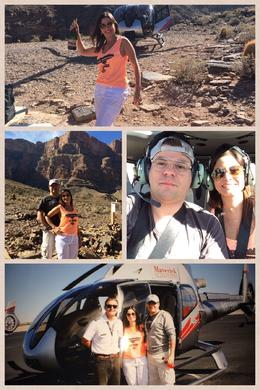 Photo of Las Vegas Grand Canyon Helicopter Tour from Las Vegas Gran Canyon