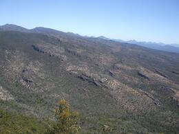Taken at Halls Gap, the view is breathtaking. Just the view makes you feel peaceful., NORMINDA C - January 2008