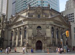 The Hockey Hall of Fame, a must see for anyone who loves the game of hockey. , alwlights - October 2013