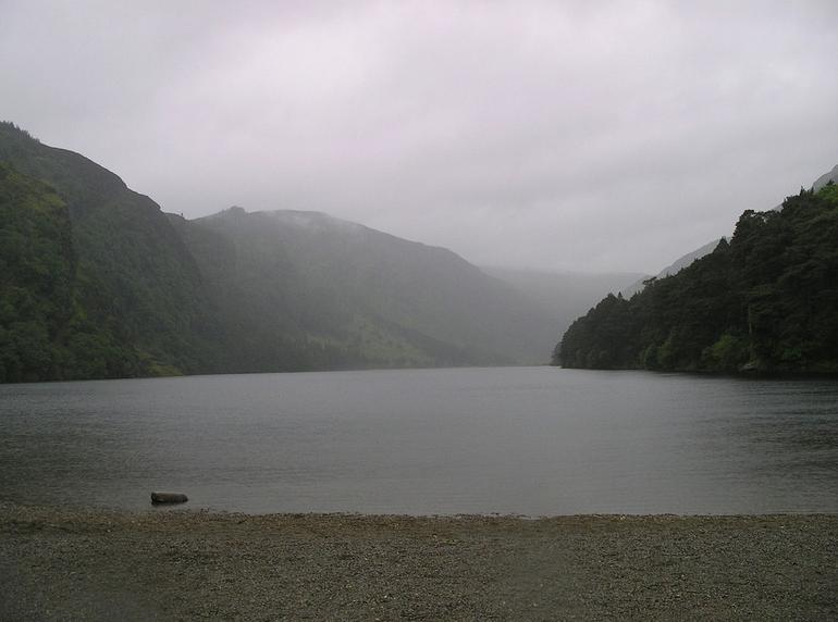 Lake - Glendalough - Dublin