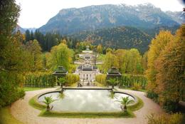 Photo of Munich Royal Castle of Linderhof and Oberammergau Day Tour from Munich Linderhof Palace