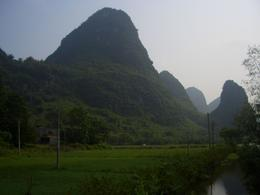 Photo of Yangshuo Private Tour: Yangshuo Bike Adventure including Tai Chi Lesson and Chinese Massage Mountains