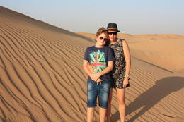 Photo of Dubai Private Tour: 4x4 Desert Adventure Safari from Dubai Sand n Sun Set