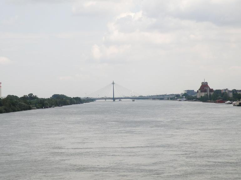 The Danube - Vienna