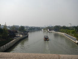 Photo of Shanghai Suzhou and Zhouzhuang Water Village Day Trip from Shanghai the grand canal
