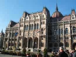 Photo of Budapest Budapest Food and Wine Tasting Tour The Parliament Building
