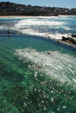 Photo of   The pool at Bronte Beach