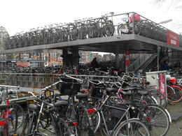 Photo of Amsterdam I amsterdam Card - City Pass for Amsterdam Want to park your bike ?