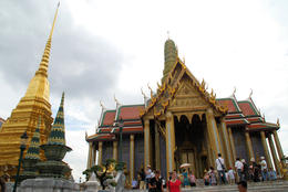 Photo of Bangkok Bangkok Temples Tour including reclining Buddha at Wat Pho Wat Phra Kaew