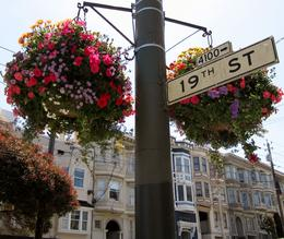 Photo of San Francisco The Castro: Historical Walking Tour of San Francisco's Gay & Lesbian District 19th Street.JPG