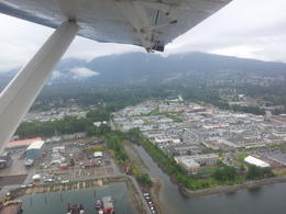 Photo of Vancouver Victoria by Seaplane and Ferry from Vancouver 2012-05-30 02.44.48