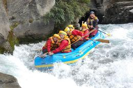 Photo of Queenstown Queenstown Shotover River White Water Rafting A must-do in Queenstown!