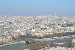 Photo of Paris Skip the Line: Eiffel Tower Tickets and Small-Group Tour A view from the top