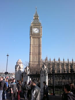 Foto von London Original Londoner Stadtrundfahrt: Hop-on Hop-off Big Ben