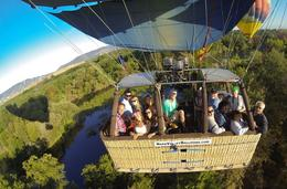 Photo of Napa & Sonoma Napa Valley Hot-Air Balloon Ride with Sparkling Wine Brunch Flying High