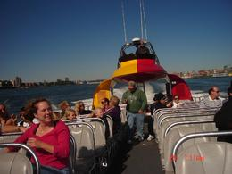 If you visit NYC, you should definitely try the speedboat ride. It's really fun!, Myrlande S - October 2007