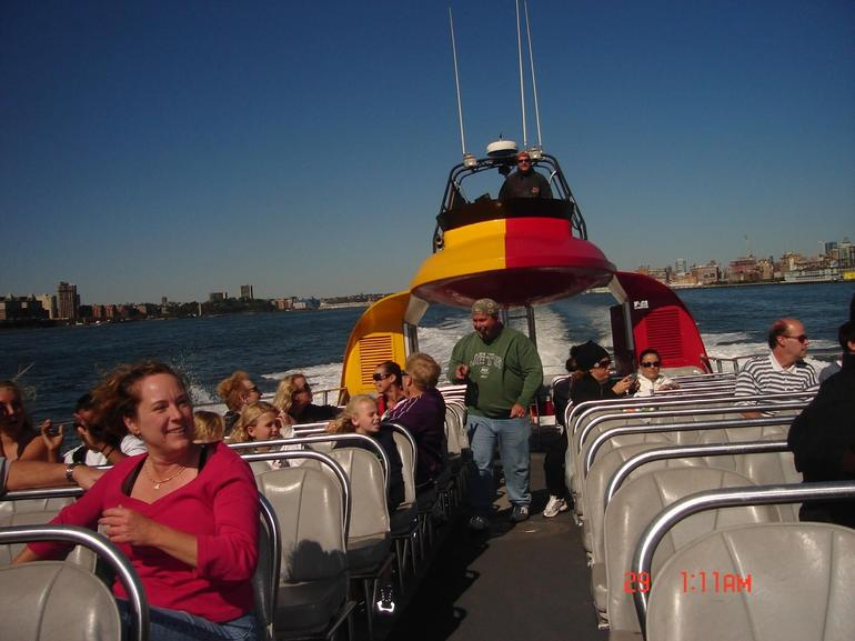 NYC Speedboat - New York City