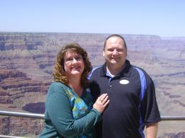 First trip to the Grand Canyon for the wife and I and it was AWESOME. , Tavis T - May 2013