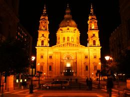 Photo of Budapest Budapest Food and Wine Tasting Tour ST Martins Church