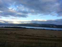 Somewhere between Inverness and John O'Groats. , Kathleen A - September 2014