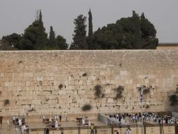 The Western Wall, Jerusalem - November 2011