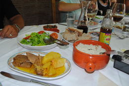 A delicious lunch with delicious wine. What more can one ask for? , Tim G - September 2015