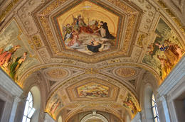 Vatican Museum, Jeff - July 2013