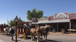 Photo of Phoenix Day trip to Tombstone Arizona and San Xavier Mission from Phoenix Welcome wagon