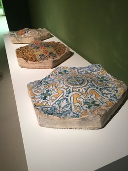 Trencadis made by Gaudi, SCV - April 2015
