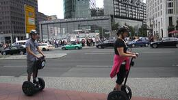 Segway, Jodi R - August 2011