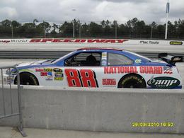 Photo of Orlando Race Car Ride-Along Program at Walt Disney World Speedway Orlando Car