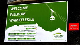 Photo of Cape Town Table Mountain and Cape Town Half-Day Trip Closed cableway