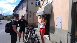 Photo of Florence Tuscany Bike Tour from Florence Coffee Stop!