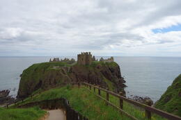 Photo of Edinburgh 7-Day Scotland Tour from Edinburgh: Highlands, Loch Ness, Isle of Skye and 'Jacobite Steam Train' Dunnottar Castle