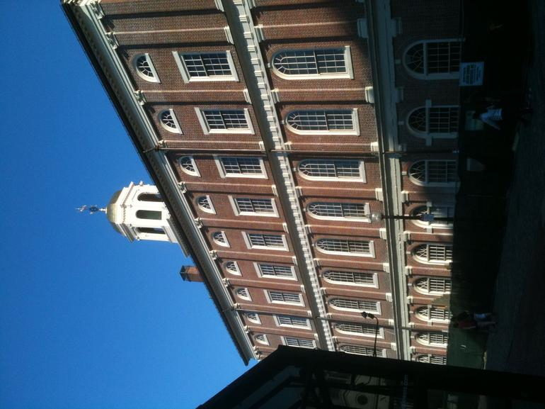 Faneuil Hall, south side - Boston