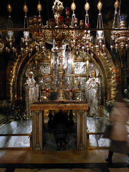 Photo of Jerusalem Day Tour of Jerusalem and Bethlehem Golgotha